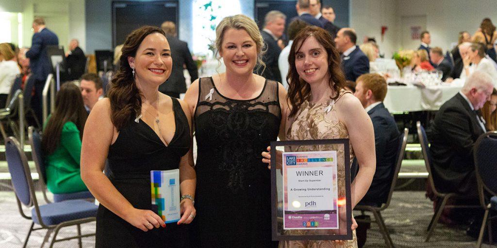 Business award winners | A Growing Understanding
