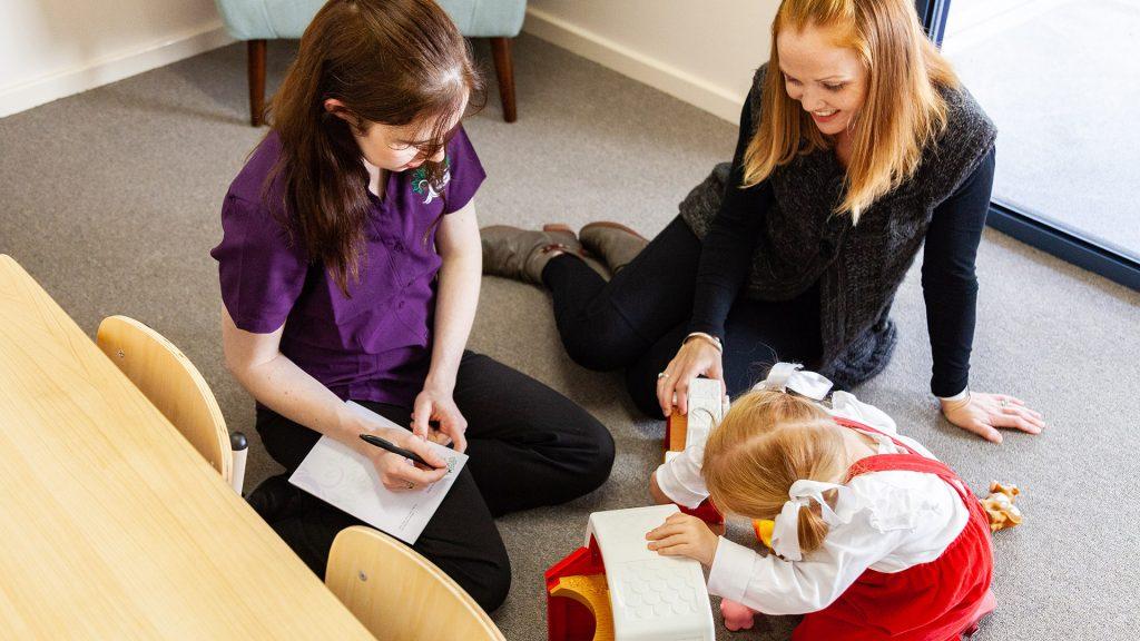 A Growing Understanding Speech Pathology Child